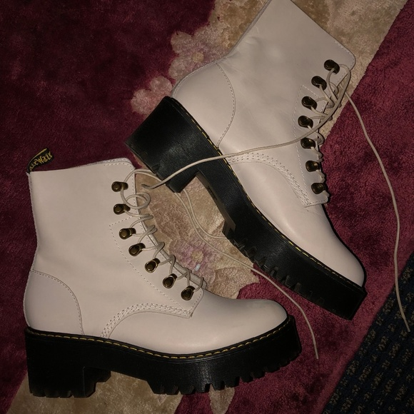 big discount sale competitive price 50% price BRAND NEW LEONA TEMPERLEY DR. MARTENS SIZE 10 US